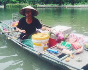 The Vietnamese woman who sold me beer from a boat